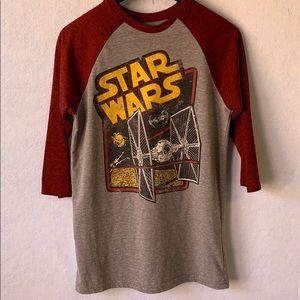Star Wars 3/4 sleeve T-shirt